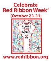 Red Ribbon Week 10/23-10/27