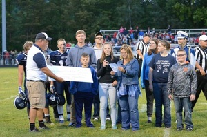 Local Dairy Family Donates to FFA