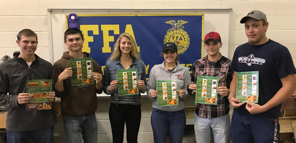 FFA Annual Fruit Sale