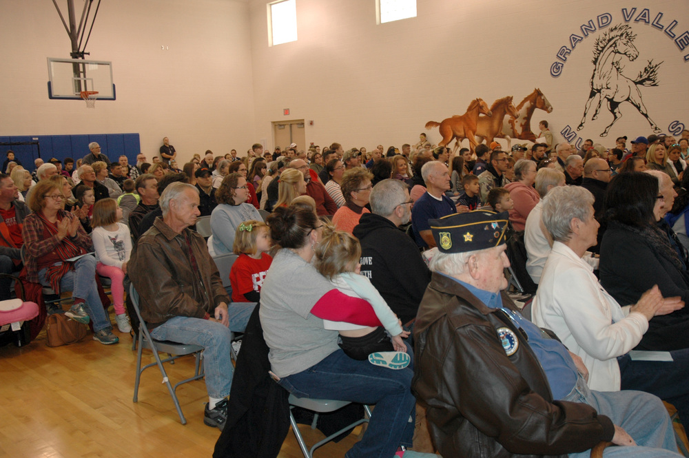 GVES VETERANS DAY CELEBRATION