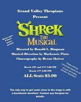 SHREK The Musical - Potluck Dinner & Tech Week Kick Off