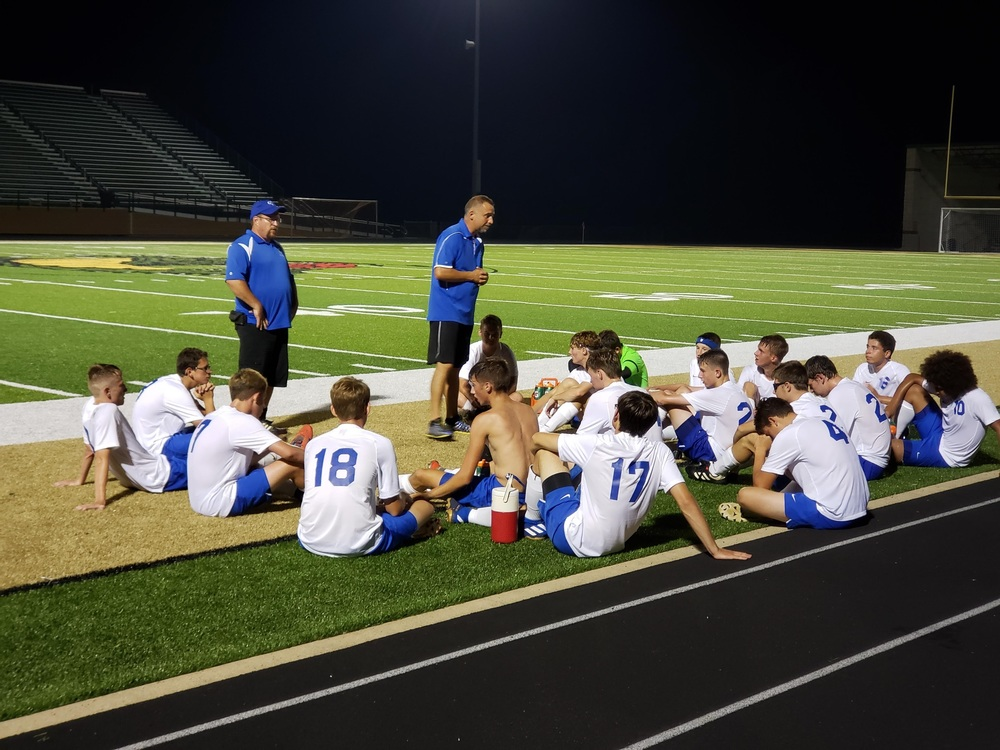 2020 GV Boys Soccer Informational Meeting