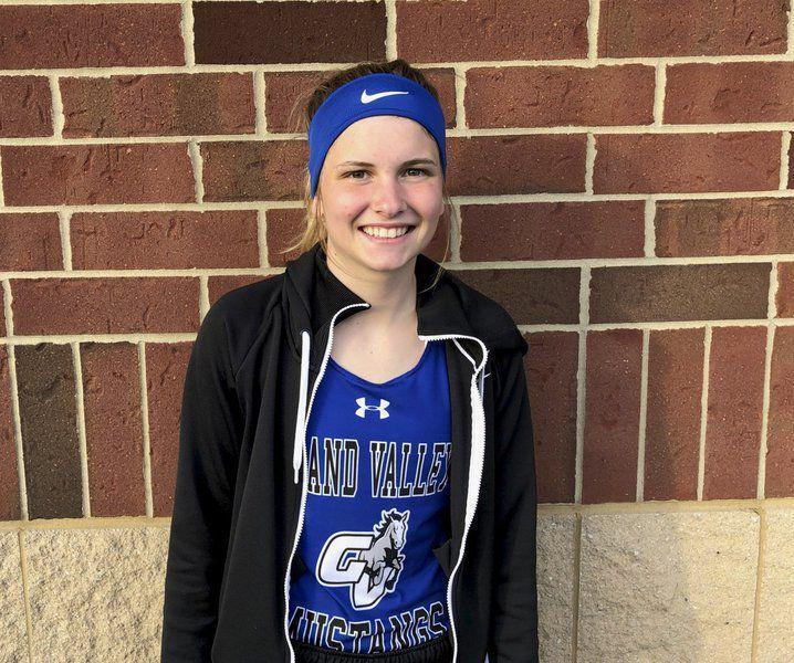 Clason ties GV High School High Jump Record
