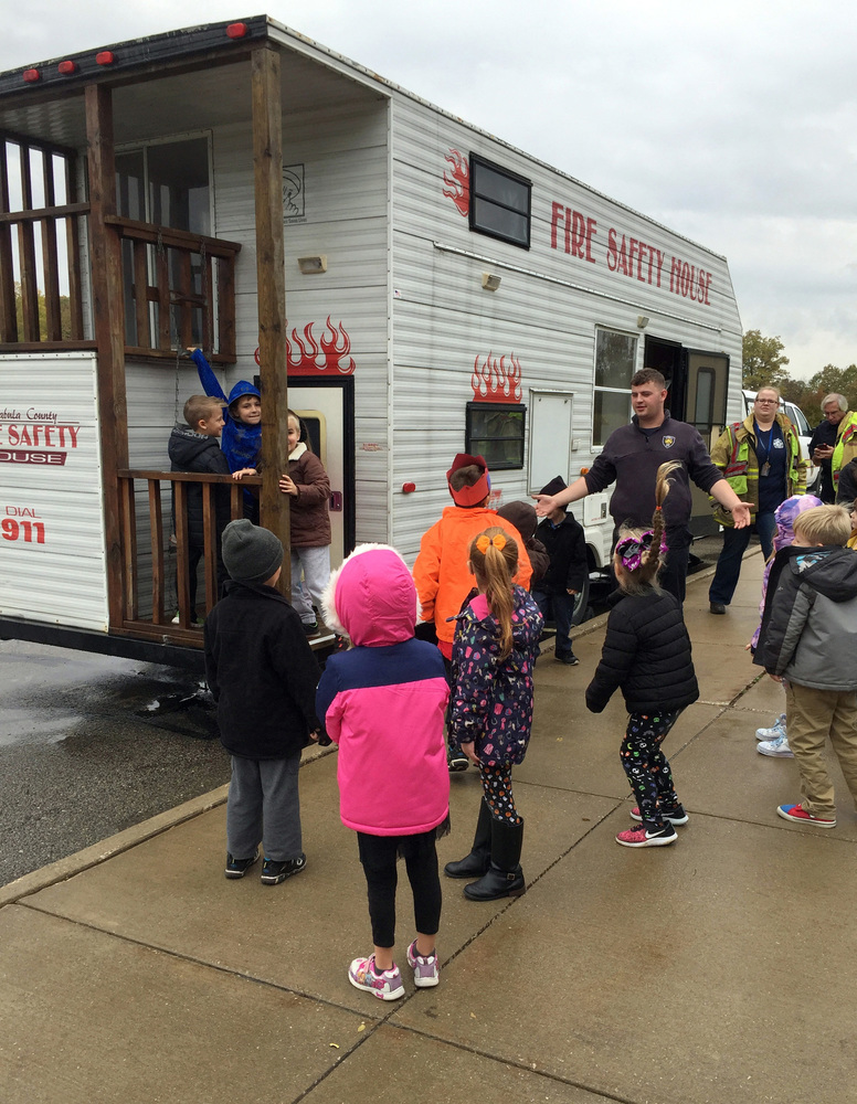 Kindergarten Fire Safety Program