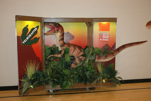 GVES Dinosaurs Live Family Night