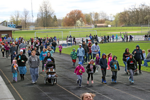 GVES Walk-a-Thon (Photos courtesy of John Zavinski & Marsha Hunt)