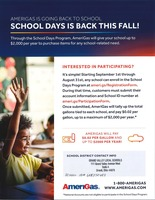 AmeriGas School Days Program