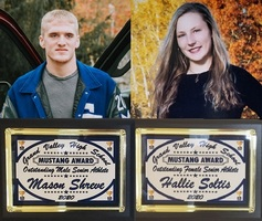 "Soltis & Shreve named 2020 Grand Valley ""Mustang Award"" Winners"