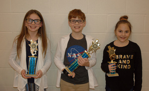 GVES Science Fair (Photos courtesy of John Zavinski & Marsha Hunt)