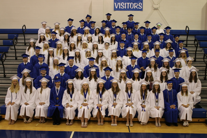 Class of 2018 front