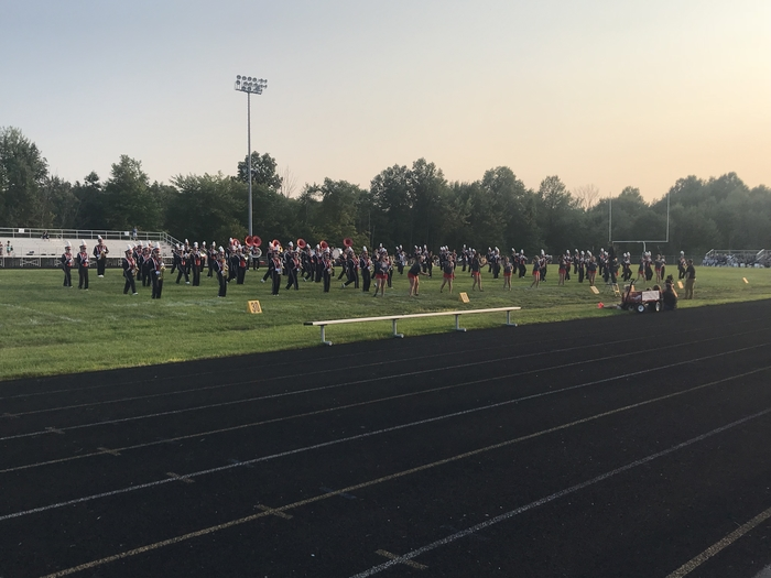 Jefferson Falcon Band
