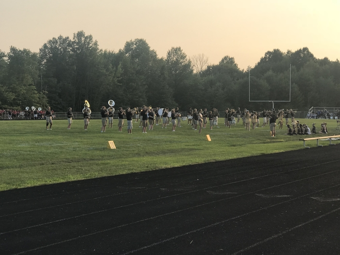 Conneaut Marching Band