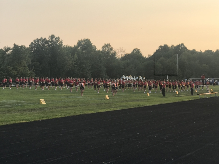 Edgewood Marching Band