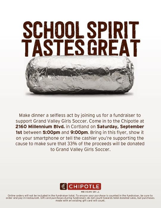 Come Support Grand Valley Girls Soccer