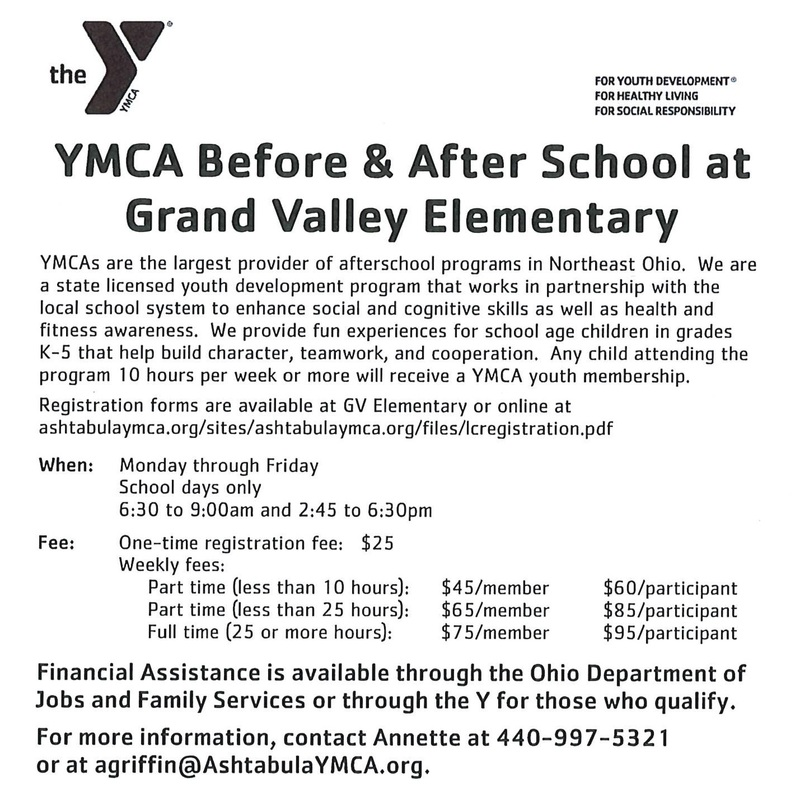 YMCA Before & After School at GVES